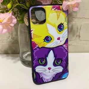 NEW Lisa Frank style iPhone 11 soft case
